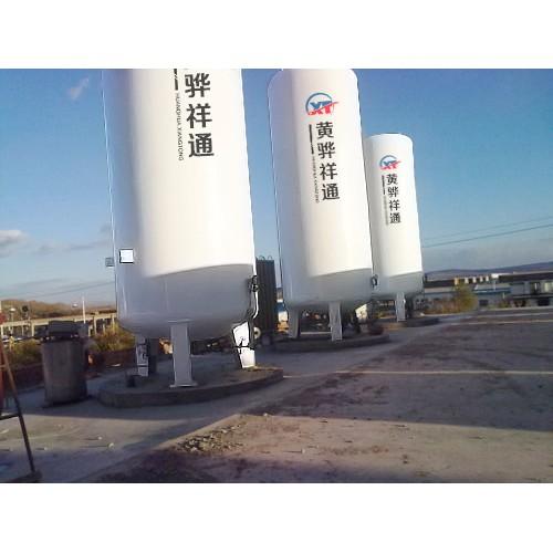 新疆液氮储罐生产厂家-百恒达祥通定制低温储罐