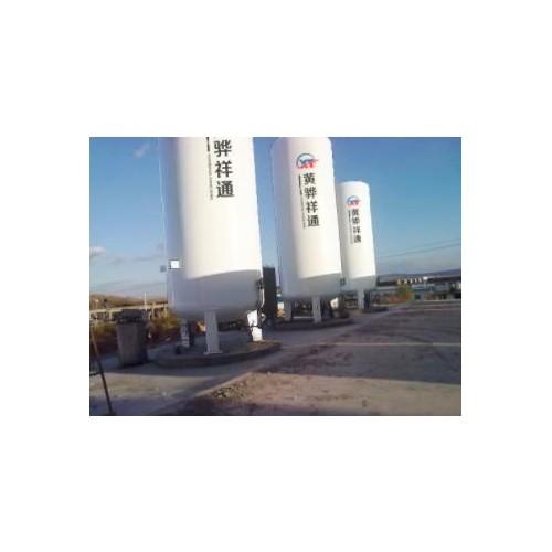黑龙江LNG储罐订制~百恒达祥通机械订做低温储罐