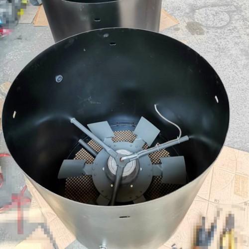 衡水永动 双支架电机通风机 G560A 双支架固定电机风机