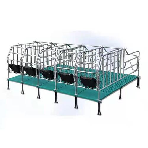 新疆定位栏定做厂家/泊头市金码畜牧设备性能稳定