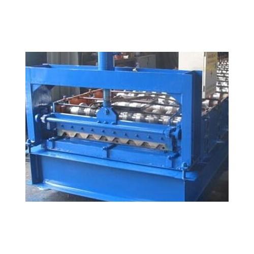 甘肃兰州彩钢设备@「益商压瓦机」彩钢压瓦机~多少钱