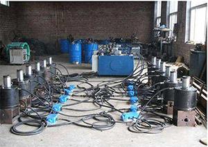 辽宁液压提升设备制造企业|鼎恒|厂家定制液压提升支架