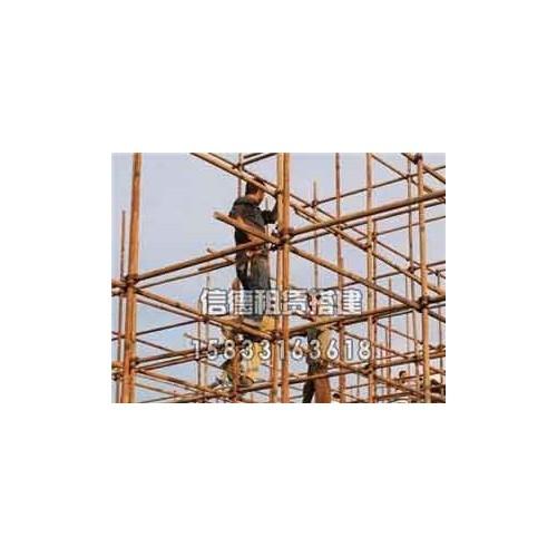 河北[钢管脚手架]成本信德建筑器材-脚手架搭拆