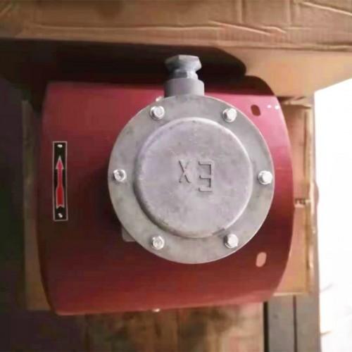防爆变频电机用风机 BG系列冷却风机 BG112A 衡水永动