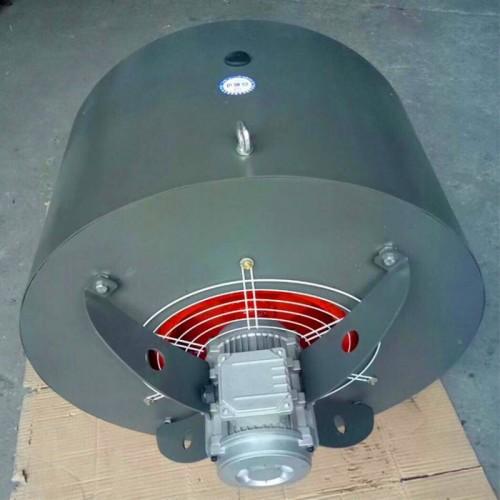 衡水永动 新型电机散热风机 G355F外置电机型散热风机