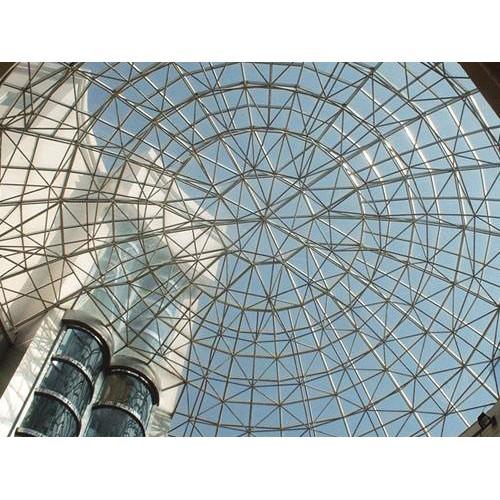 广西钢结构厂房施工_乌鲁木齐新顺达钢结构厂家定制网架