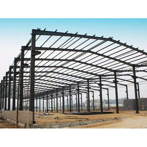 辽宁彩钢钢结构企业_乌鲁木齐新顺达钢结构工程设计门式刚架