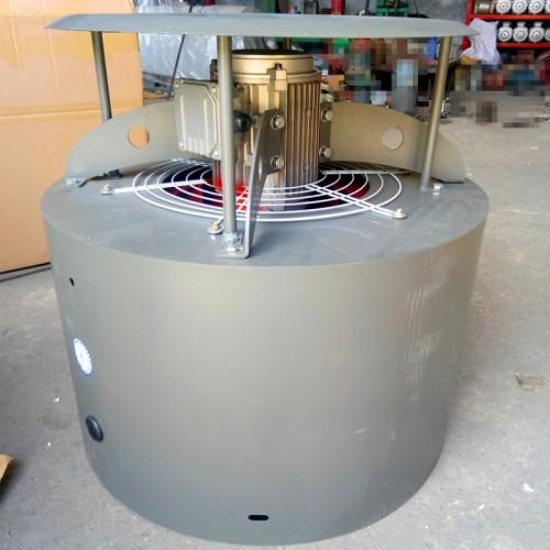 变频电机通风机电机散热风机 带防雨帽风机 GP355