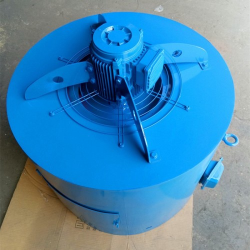 变频电机专用通风机 G280F风机 定做电机散热风机