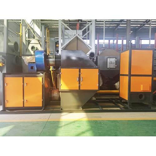 天津催化燃烧装置@「大铭环保」RTO沸石转轮装置-厂家
