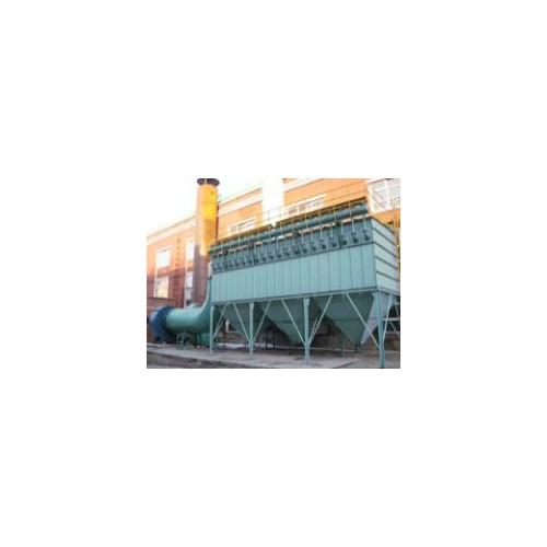 湖北锅炉单机除尘器生产|河北泰琨环保机械生产脉冲布袋除尘器