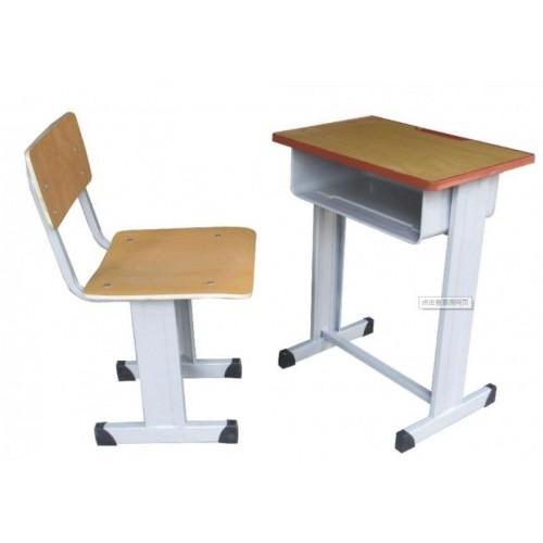 湖北课桌椅加工厂家_河北鑫磊承接定做法式升降课桌椅