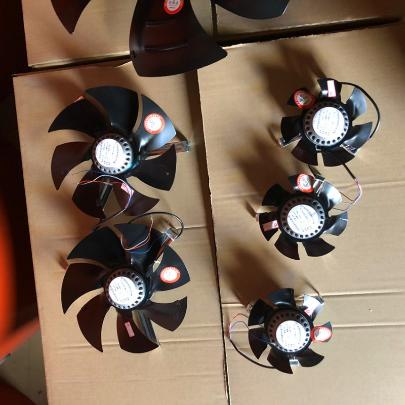 G系列风机 变频调速电机通风机 电机风机不带壳 G225