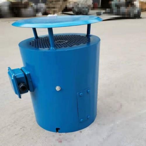 变频电机通风机 立式变频风机 带防雨帽风机 G-200