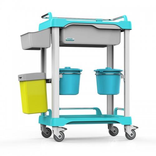 实力 护士医用小推车 ABS治疗车批发厂家