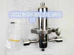 304不锈钢除菌过滤器 蒸汽过滤器 气体过滤器 氮气过滤器