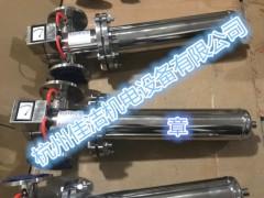 蒸汽过滤器 高温气体过滤钛棒过滤器不锈钢过滤器