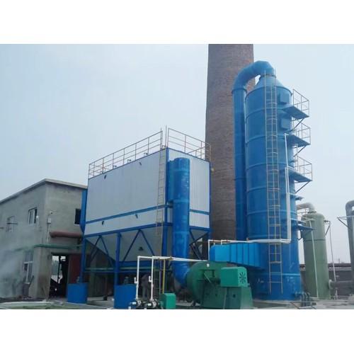 北京锅炉布袋除尘器@「信科环保设备」电改袋除尘器*厂家报价