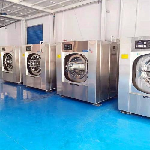 全自动宾馆洗衣机结构 酒店布草洗涤设备日常维护