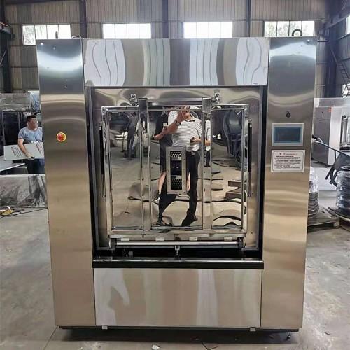 医院洗衣房洗衣机设备使用操作程序