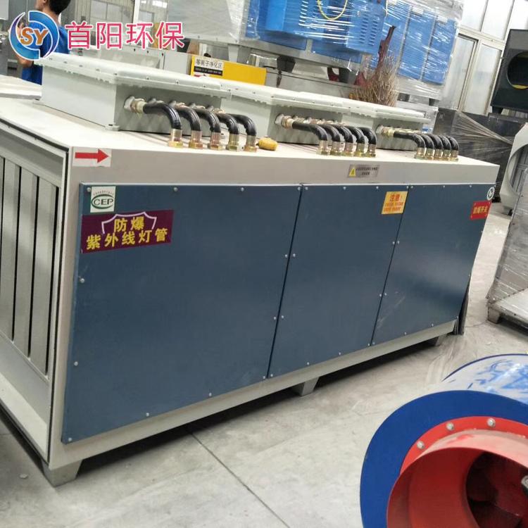 活性炭吸附废气处理设备工作原理