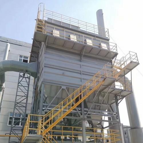 砖窑3万风量卧式湿电除尘器设计方案