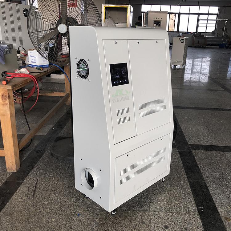 电磁热风炉 农作物温室育苗取暖机 北方冬季升温热风机