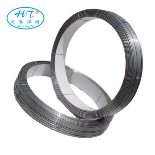 YDM227耐磨焊丝 热轧开坯辊堆焊焊丝