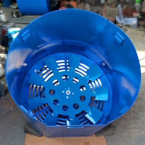 变频电机通风机 电机散热风扇 定做电机专用风机 GP500A