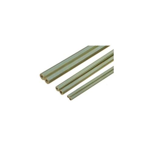 黑龙江黄铜管加工企业-通海铜业加工定制紫铜管