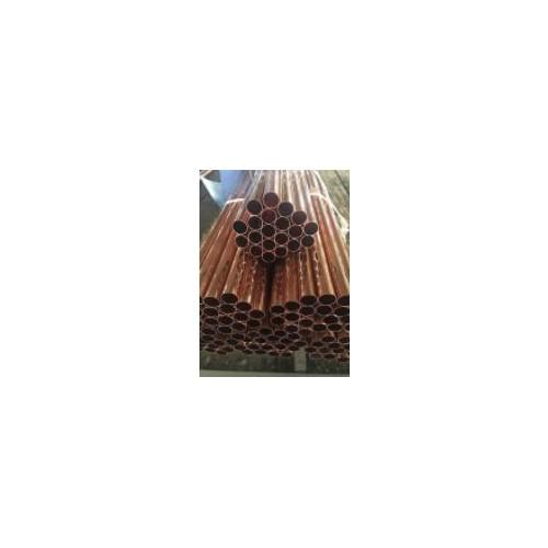新疆铜棒生产公司/河间通海厂家加工焊接铜管