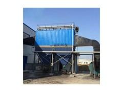 铸造厂框定区域延期收集集尘罩脉冲布袋除尘器设计方案投标书