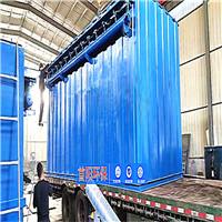 河南DMC型脉冲喷吹单机布袋除尘器结构配置工艺选择