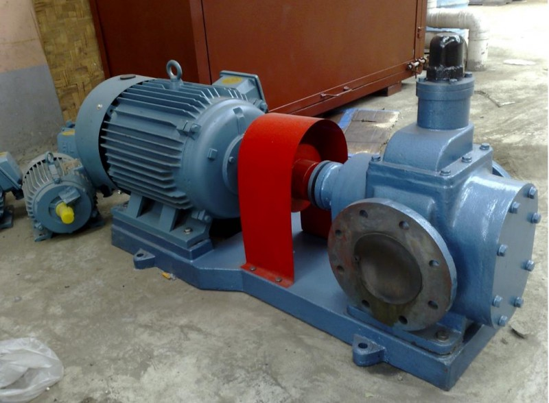 云南圆弧齿轮油泵-泊头亚兴泵阀厂家零售2CY齿轮泵