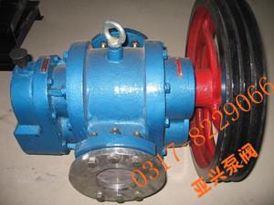 宁夏罗茨泵定制生产_泊头亚兴工业泵阀厂家零售LC罗茨泵