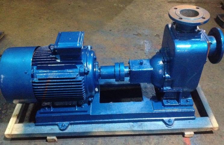 吉林自吸泵定做-亚兴泵阀厂家直营CYZ-A自吸式离心油泵