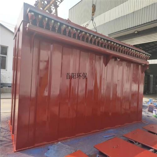 重庆市脉冲喷吹单机布袋除尘器工艺特点及原理