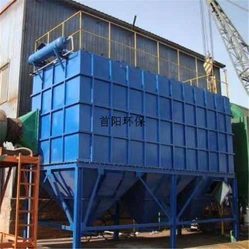 钢铁工业粉尘布袋除尘器清灰效果及结构配置