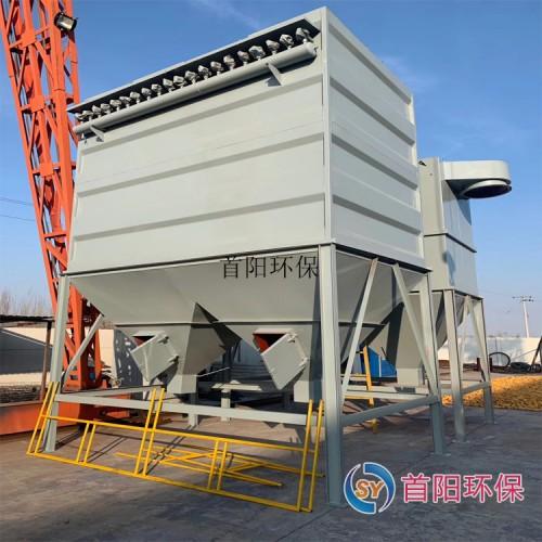 冶金DMC-80单机布袋除尘器外滤式操作流程图纸