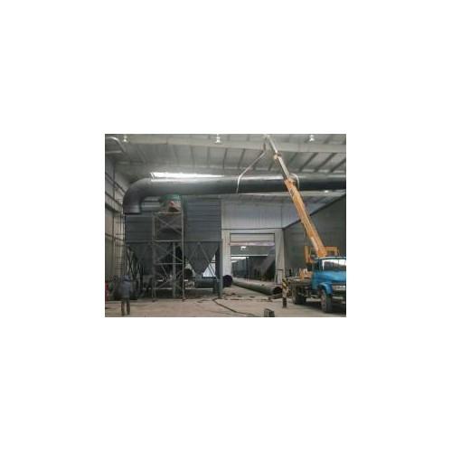 江苏脉冲单机除尘器制造~东华顺通环保设备订制脉冲除尘器