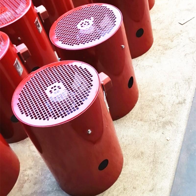 衡水永动 变频调速风机 电机冷却风机 散热风机定做