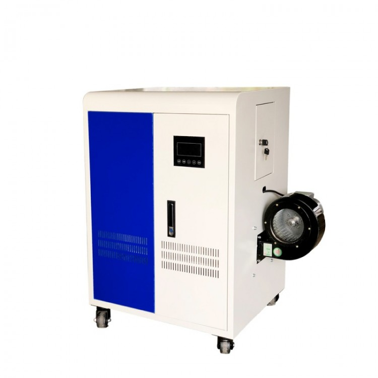 高能效电磁热风炉 电磁加热烘干设备 空气电加热器