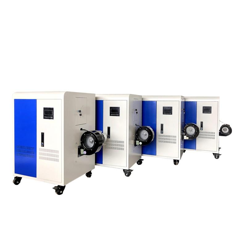 大功率风道电磁热风炉供应商江信电子 变频电磁感应热风炉