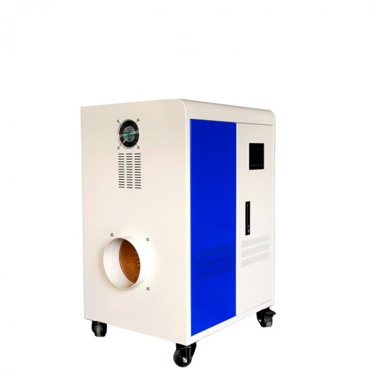 蔬菜大棚取暖电磁热风炉 温室养殖升温电磁热风机