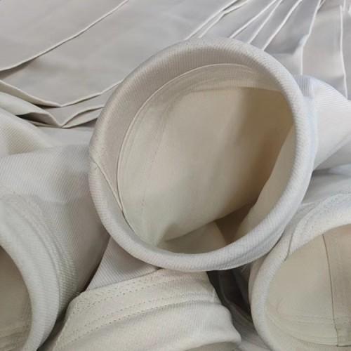 现货pps除尘布袋2*2.5米电厂专用滤布