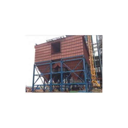 福建锅炉除尘脱硫环保设备生产/泊头润业厂家加工袋式除尘设备