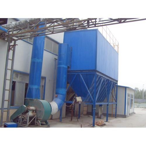 江苏锅炉脉冲除尘器企业/河北泰琨环保加工生产布袋除尘器