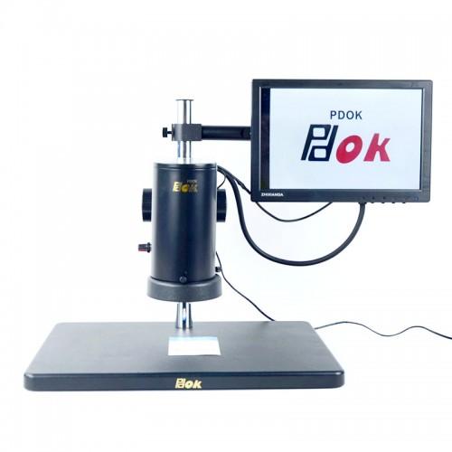 PDOK数字比例放大镜显微镜OKP2000放大比例1比6