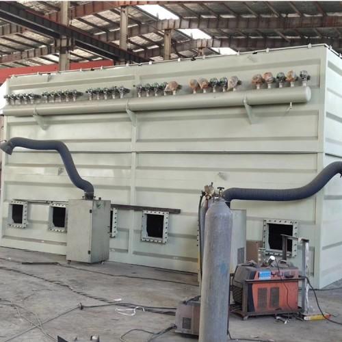电厂采用管极式高压静电除尘器设备性能要素及原理