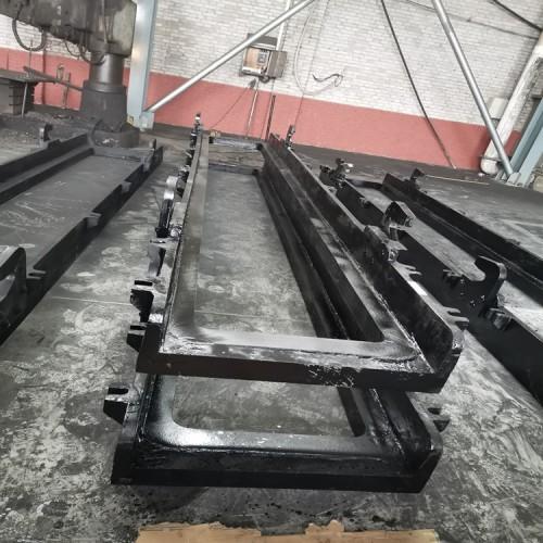 焦化设备炉门炉框